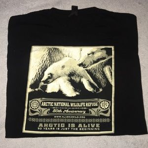 OBEY Arctic National Wildlife Tee